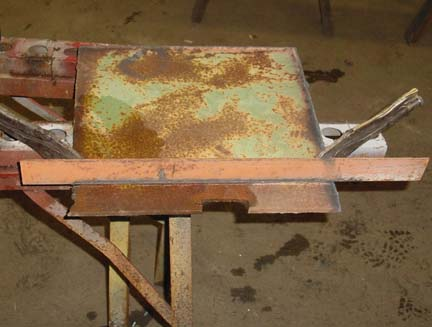 Rammed Earth Machine For Sale http://www.windward.org/notes/notes67/walt6720.htm
